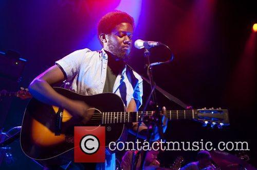 michael kiwanuka perform live at shepherds bush 5850141