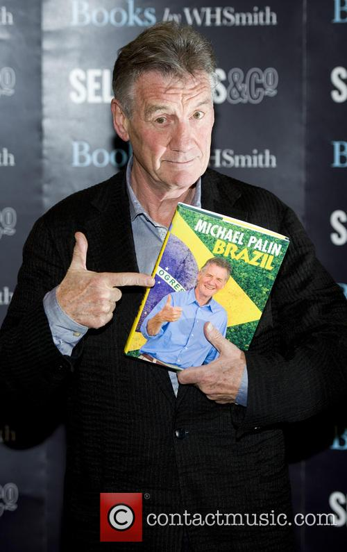 Michael Palin, Brazil and Selfridges 4