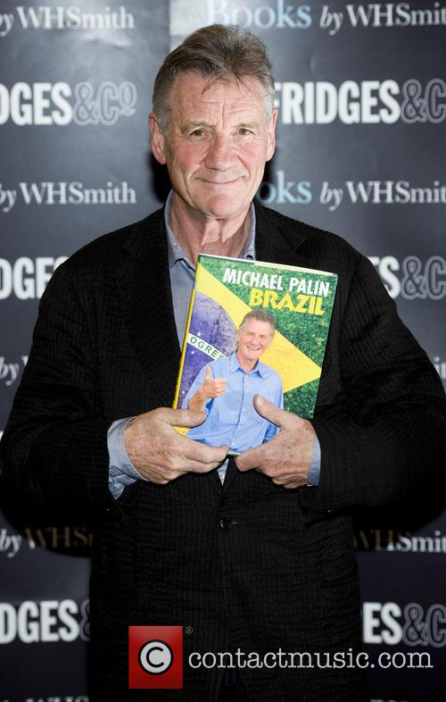 Michael Palin, Brazil and Selfridges 6
