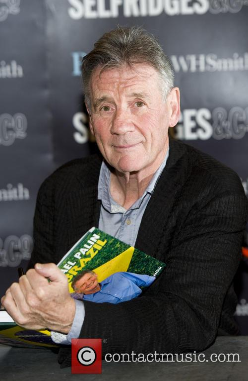 Michael Palin, Brazil and Selfridges 2