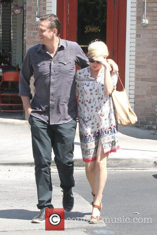 Jason Segel and Michelle Williams 2