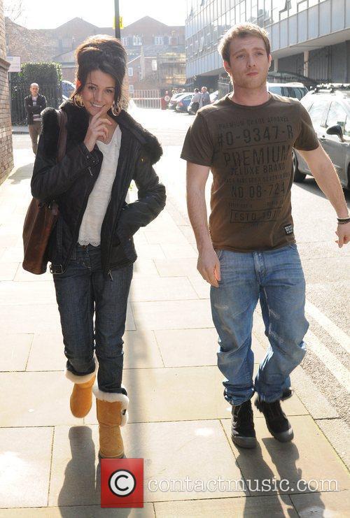 Coronation Street, Chris Fountain and Michelle Keegan 7
