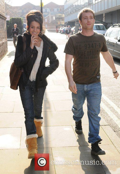 Coronation Street, Chris Fountain and Michelle Keegan 8
