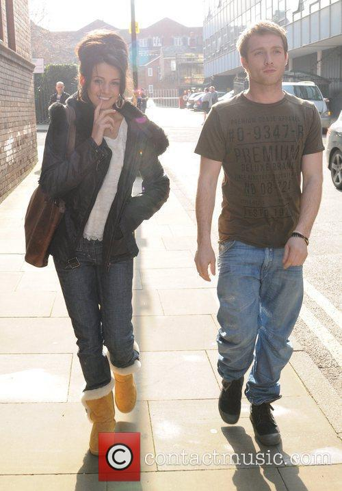 Coronation Street, Chris Fountain and Michelle Keegan 9