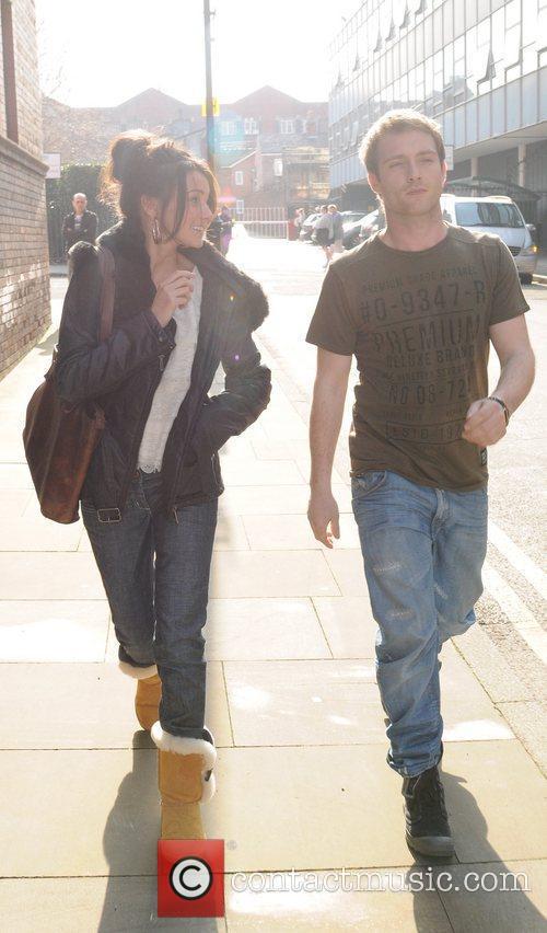 Coronation Street, Chris Fountain and Michelle Keegan 10