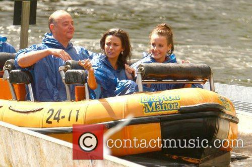 Michelle Keegan and Theme Park 72