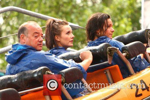 Michelle Keegan and Theme Park 82