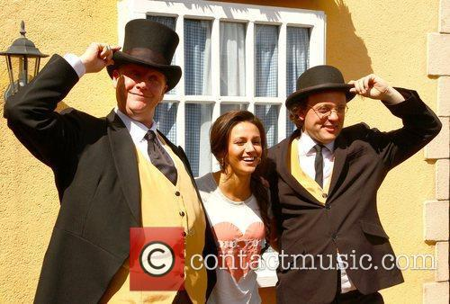 Michelle Keegan and Theme Park 115