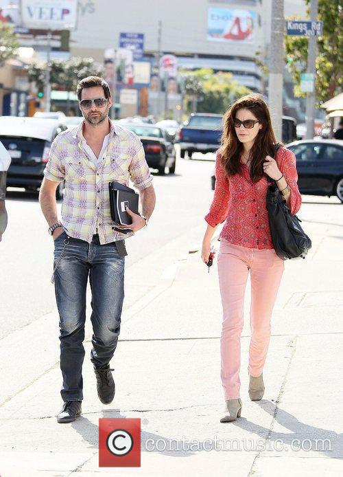 Michelle Monaghan and Peter White 5