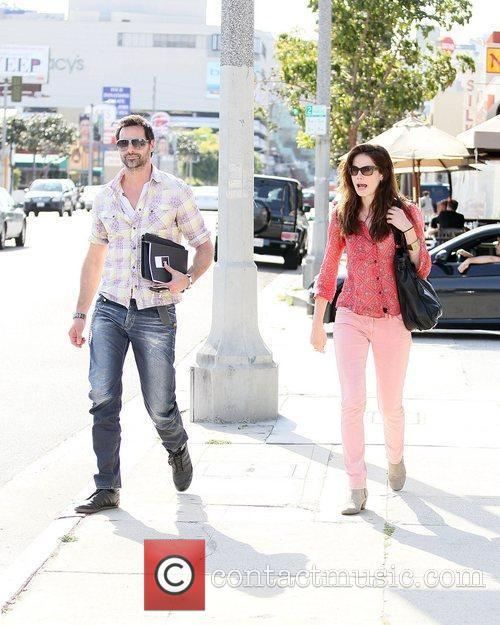 Michelle Monaghan and Peter White 6
