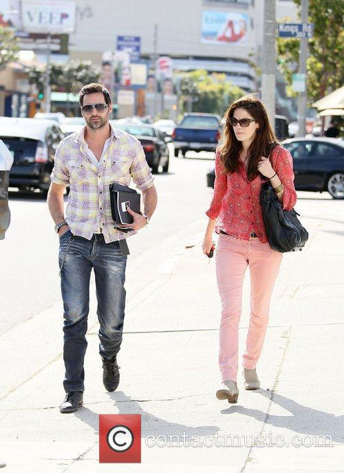 Michelle Monaghan and Peter White 8