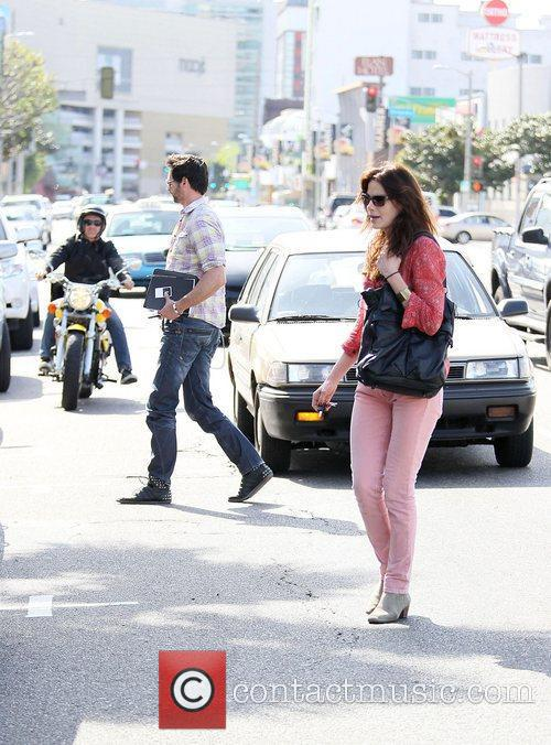 Michelle Monaghan and Peter White 9