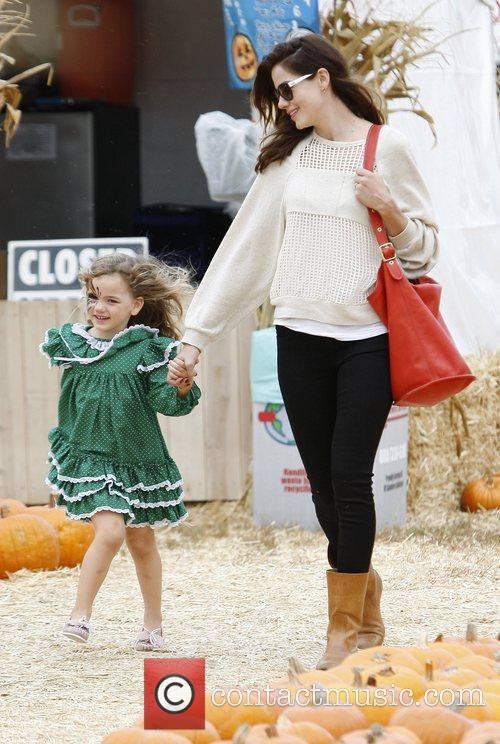 Michelle Monaghan and Willow 1