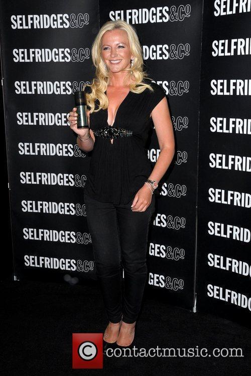 Michelle Mone and Selfridges 13