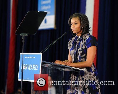 michelle obama speaks during a grassroots campaign 4138718