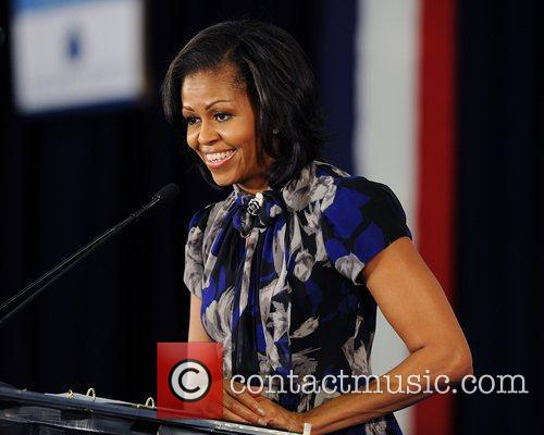michelle obama speaks during a grassroots campaign 4138721