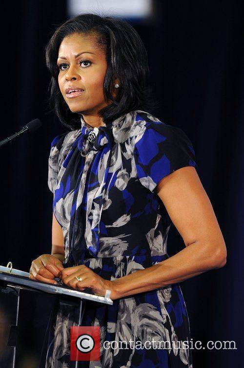 Michelle Obama BringBackOurGirls