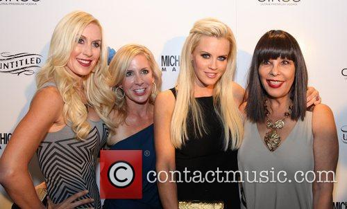 Jenny McCarthy and Guests Jenny McCarthy at the...