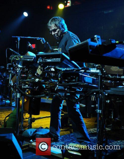 Mickey Hart  performs at Revolution Live in...