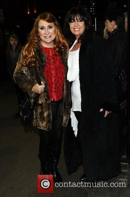 Vicki Michelle Midnight Tango - Celebrity Gala held...