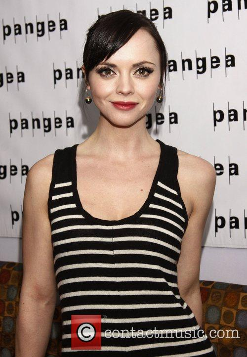 Christina Ricci  Opening night after party for...