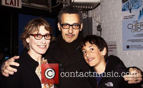 Katherine Borowitz and John Turturro 3