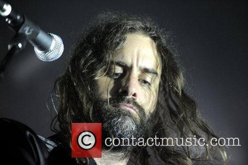 andrew wyatt miike snow performing at the 3857268