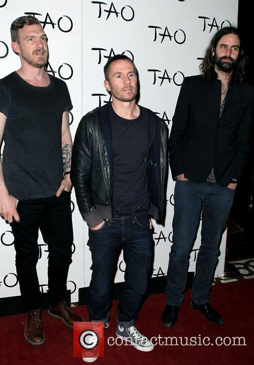 Miike Snow and Tao Nightclub 1