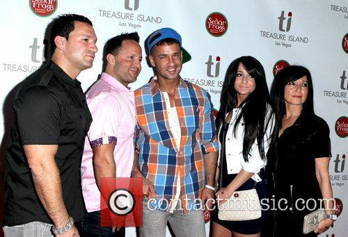 Mike 'The Situation' Sorrentino and his family Mike...