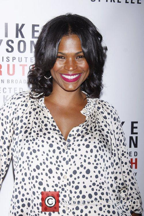 Nia Long Broadway opening night of 'Mike Tyson:...