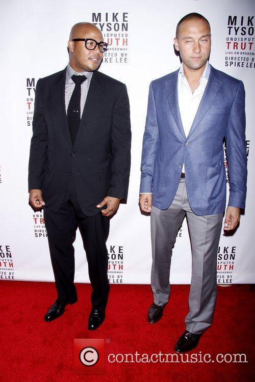 Derek Jeter and Mike Tyson 5
