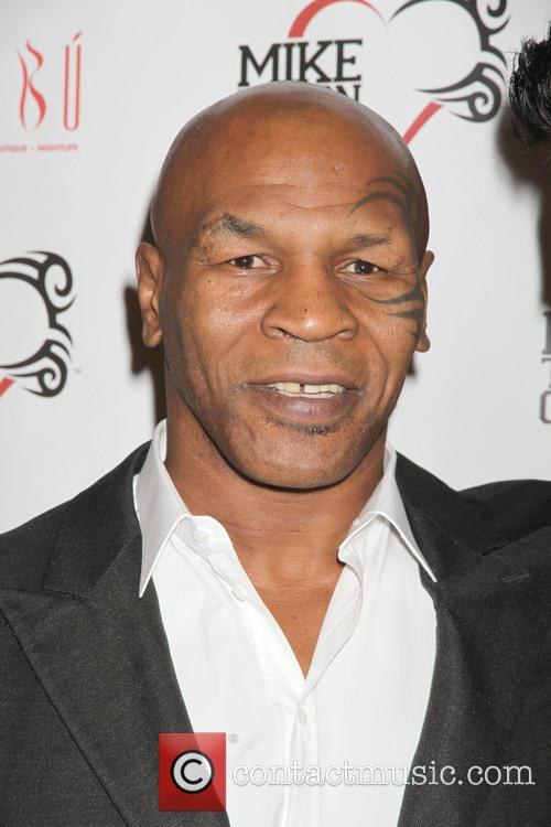 Former World Heavyweight Champ, Mike Tyson Launches His, Mike Tyson Cares Foundation and Tabu Ultra Lounge 8