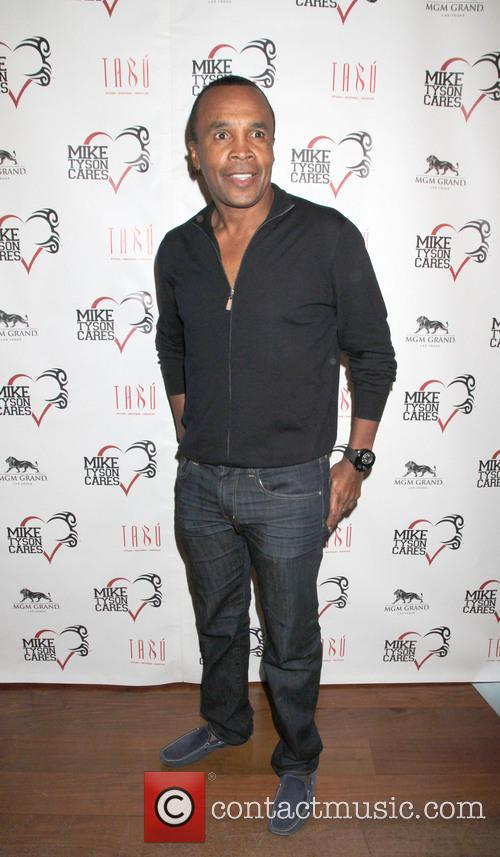 Former World Heavyweight Champ, Mike Tyson Launches His, Mike Tyson Cares Foundation and Tabu Ultra Lounge 1