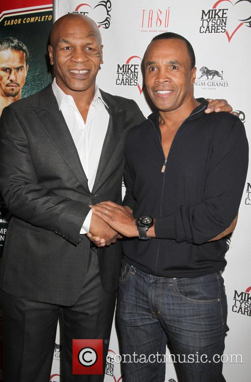 Former World Heavyweight Champ, Mike Tyson Launches His, Mike Tyson Cares Foundation and Tabu Ultra Lounge 11