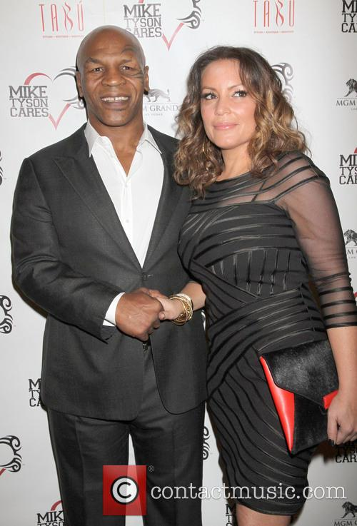 Former World Heavyweight Champ, Mike Tyson Launches His, Mike Tyson Cares Foundation and Tabu Ultra Lounge 2