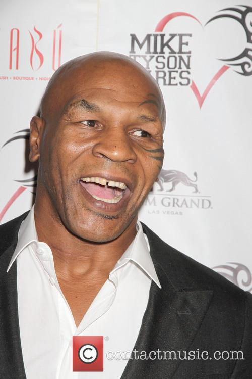 Former World Heavyweight Champ, Mike Tyson Launches His, Mike Tyson Cares Foundation and Tabu Ultra Lounge 7