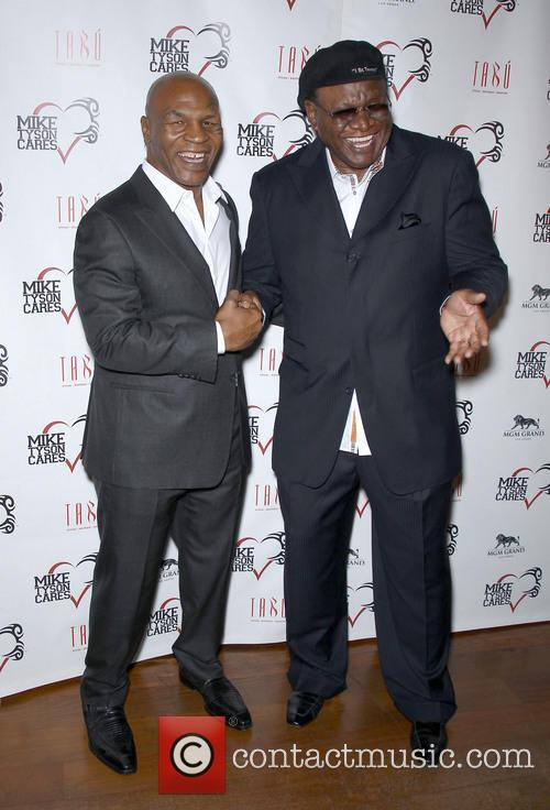 The Official Launch, Mike Tyson Cares Foundation, Giving Kids A Fighting, Chance, At TABU Nightclub, Inside MGM Grand, Resort and Casino Las Vegas 2