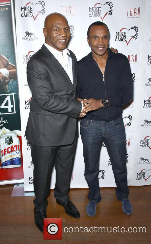 The Official Launch, Mike Tyson Cares Foundation, Giving Kids A Fighting, Chance, At TABU Nightclub, Inside MGM Grand, Resort, Casino Las Vegas