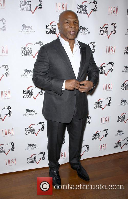 The Official Launch, Mike Tyson Cares Foundation, Giving Kids A Fighting, Chance, At Tabu Nightclub, Inside Mgm Grand, Resort and Casino Las Vegas 11