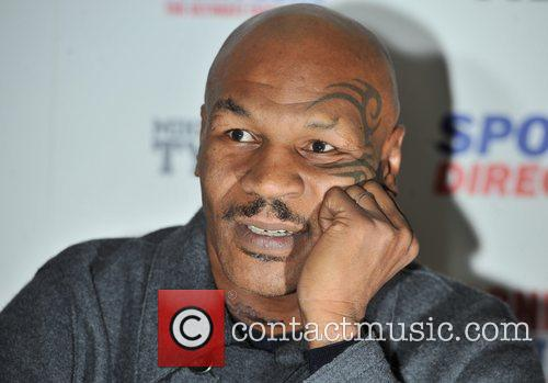 Mike Tyson 21