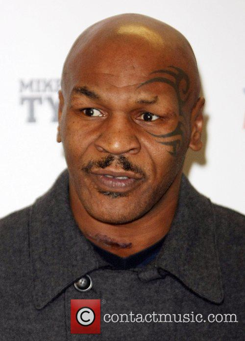 Mike Tyson 30