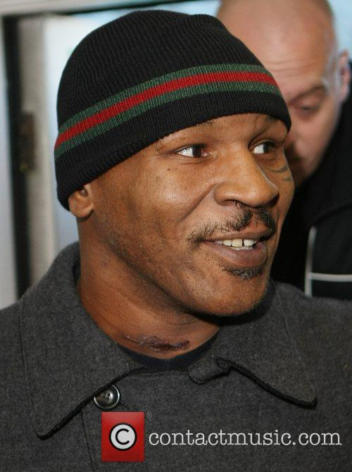 Mike Tyson 28