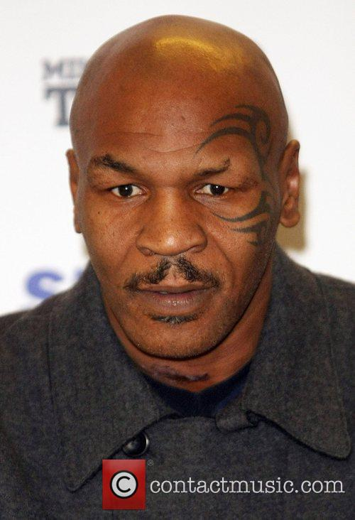 Mike Tyson 25