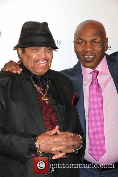 Joe Jackson and Mike Tyson 5