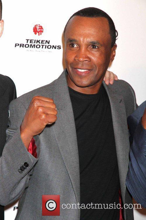 Sugar Ray Leonard and Piers Morgan 11