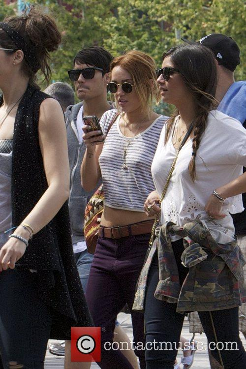 Miley Cyrus and Disneyland 5