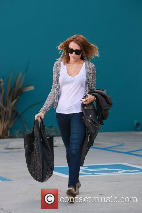 Miley Cyrus 25