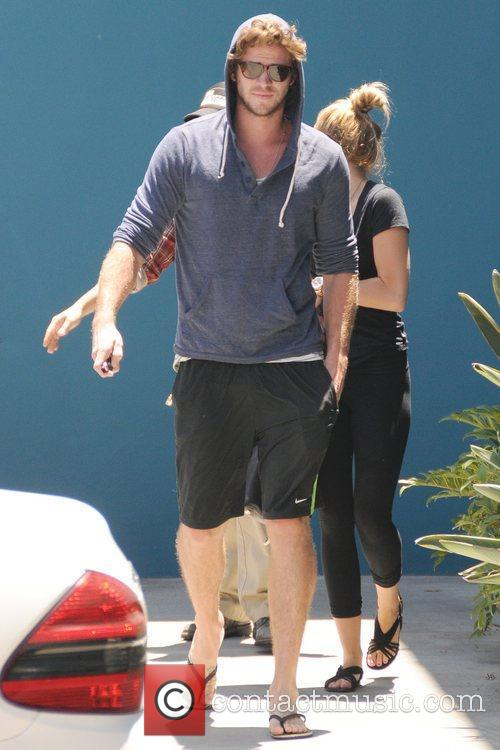 Miley Cyrus and Liam Hemsworth 19
