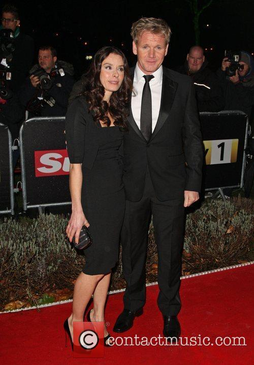 Gordon Ramsay and Tana Ramsay 2