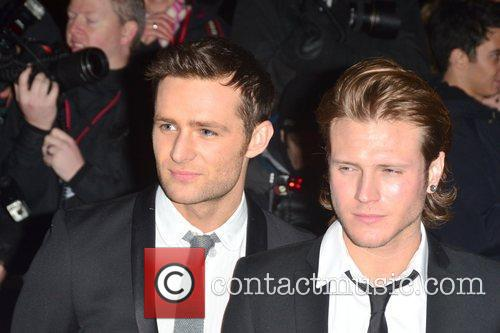 Harry Judd, Dougie Poynter and Mcfly 4